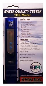 เครื่องวัดคุณภาพน้ำ TDS รุ่น TDS-EZ