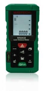 เครื่องวัดระยะเลเซอร์ MASTECH รุ่น MS6418