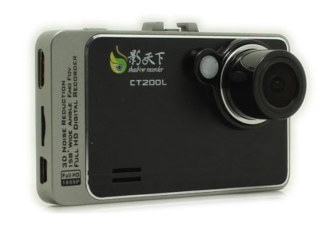 กล้องติดรถยนต์รุ่น CT200
