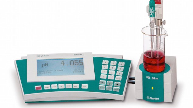 รู้จักกับ pH Meter