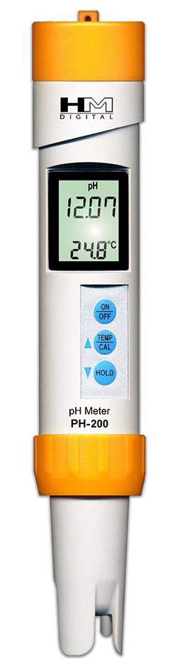 pH Meter รุ่น PH-200