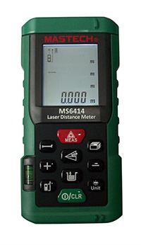 เครื่องวัดระยะเลเซอร์ Mastech MS6414
