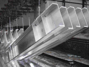 Hot-Dip Galvanized