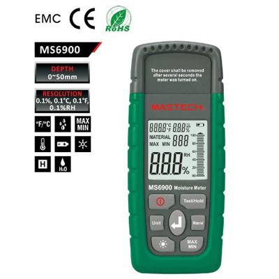เครื่องวัดความชื้น Mastech MS6900