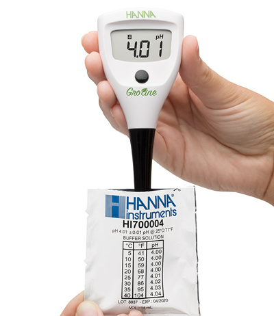 pH Meter GroLine HI98115