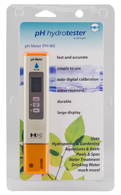 pH meter PH80