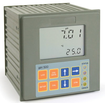 pH Controller รุ่น pH500Series