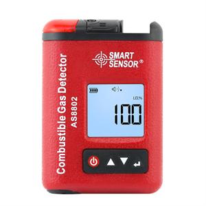 เครื่องวัดแก๊สที่ติดไฟ Combustable Gas Meter รุ่น AS8802