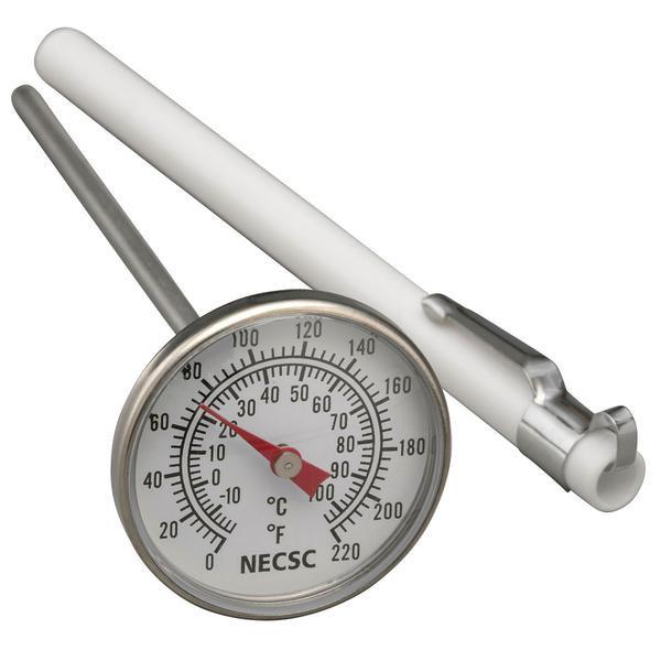 การใช้งานเครื่องวัดอุณหภูมิ