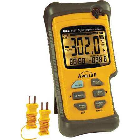 เครื่องวัดอุณหภูมิ K type
